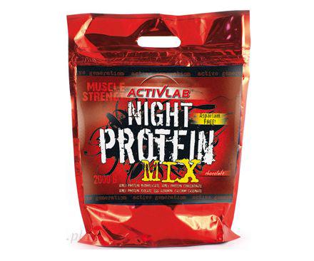 ActivLab Night Protein Mix ZeroCarb 0,75 kg