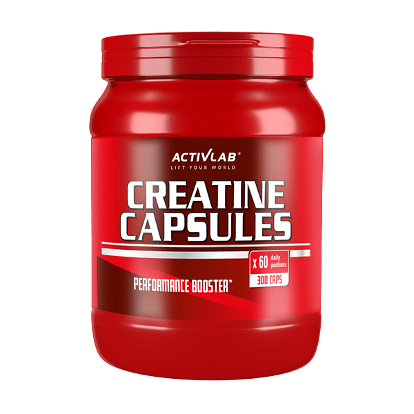ActivLab Creatine Capsules 300 kaps