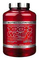 Scitec Nutrition 100% Whey Protein Professional Lightly Sweetened (2,35 kg)