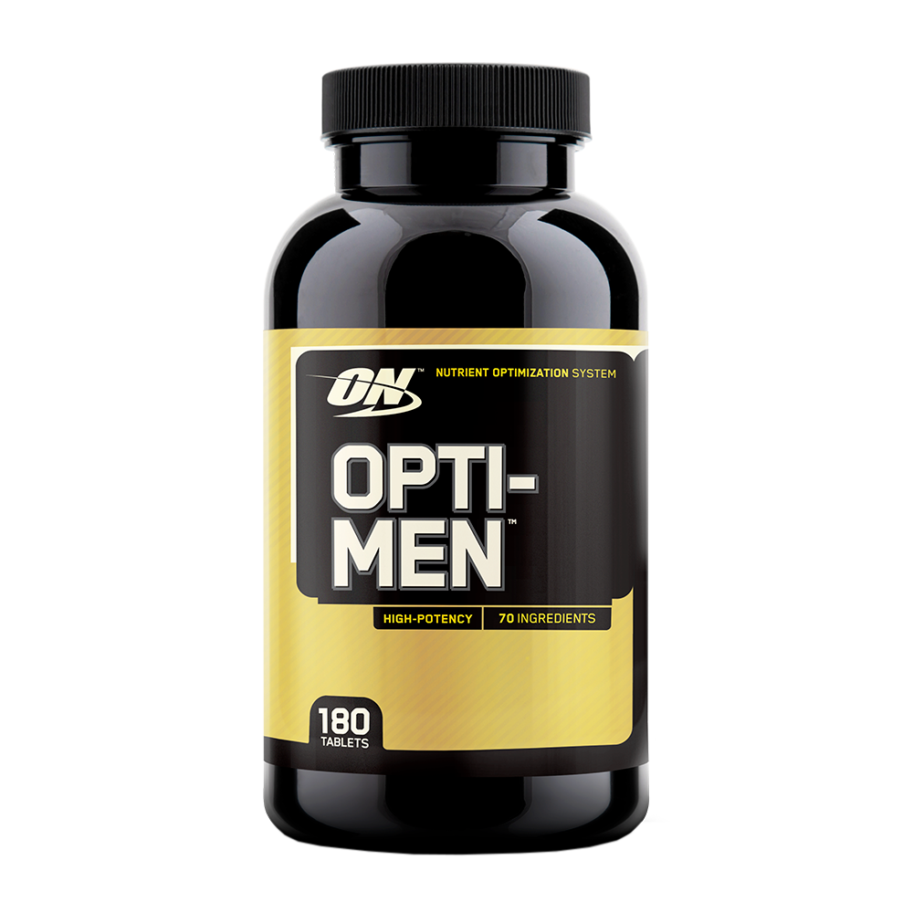Optimum Nutrition Opti-Men 180 tbl.
