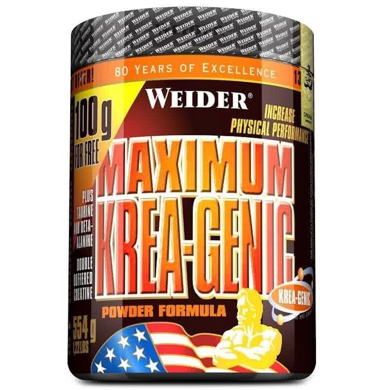 Weider Nutrition Maximum Krea-Genic Powder 554 g