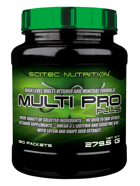 Scitec Nutrition Multi-Pro Plus 30 bal.