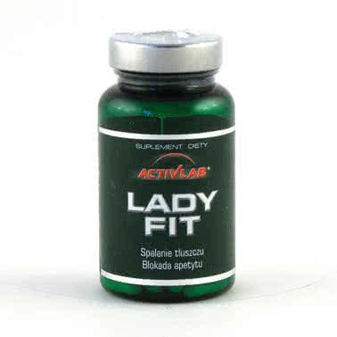 ActivLab Lady Fit 90 kaps