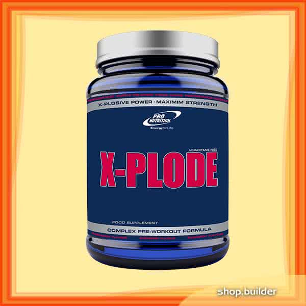 Pro Nutrition Xplode 0,84 kg
