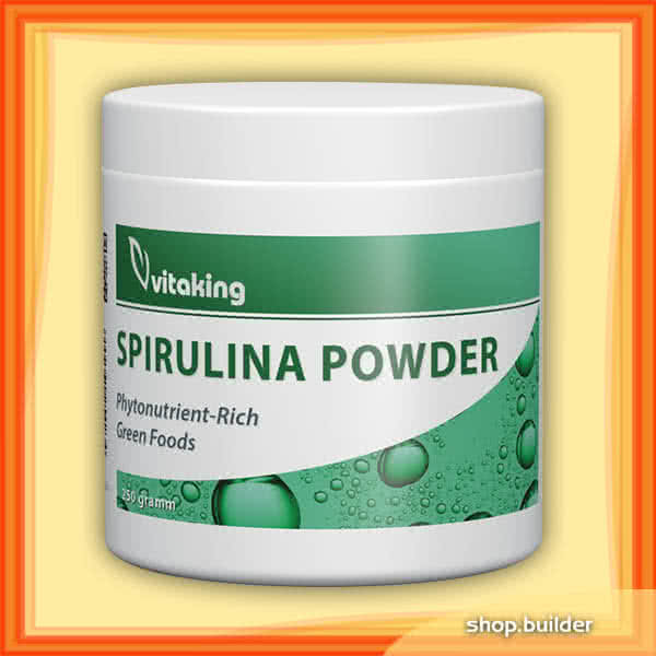 VitaKing Spirulina Powder 250 g