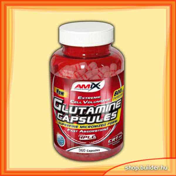 Amix L-Glutamine Caps 360 kaps