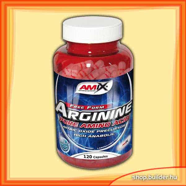 Amix Arginine 120 kaps