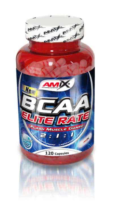 Amix BCAA Elite Rate 120 kaps