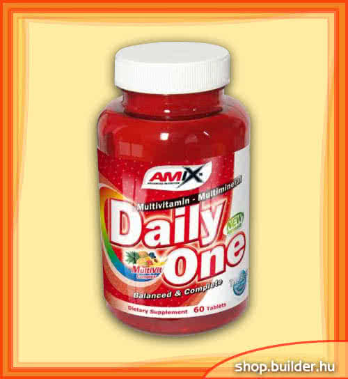 Amix Daily One 60 tbl.