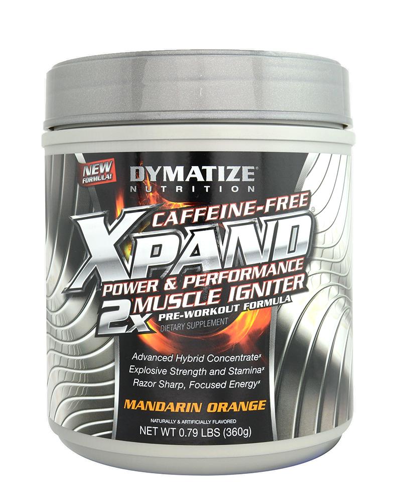 Dymatize Xpand 2x Caffeine-Free 360 g