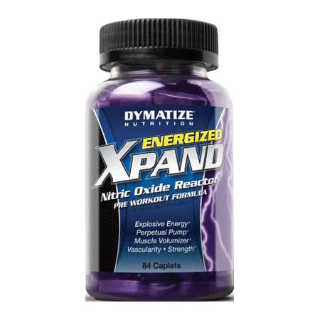 Dymatize Energized Xpand Pills 84 kaps