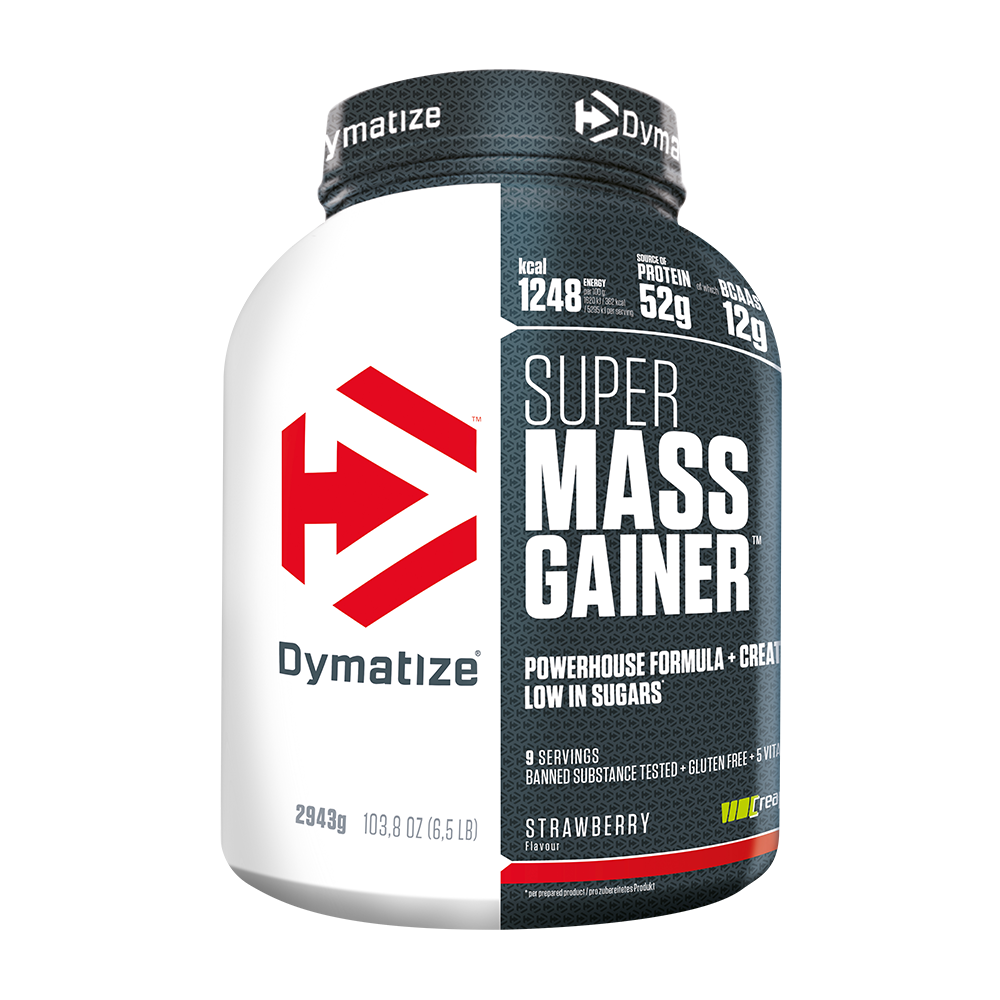 Dymatize Super Mass Gainer 2,943 kg