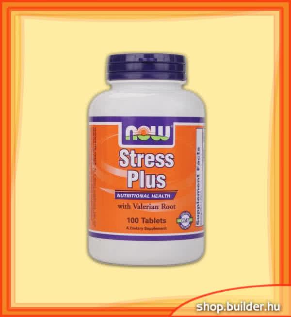 Now Foods Stress Plus 50 tbl.