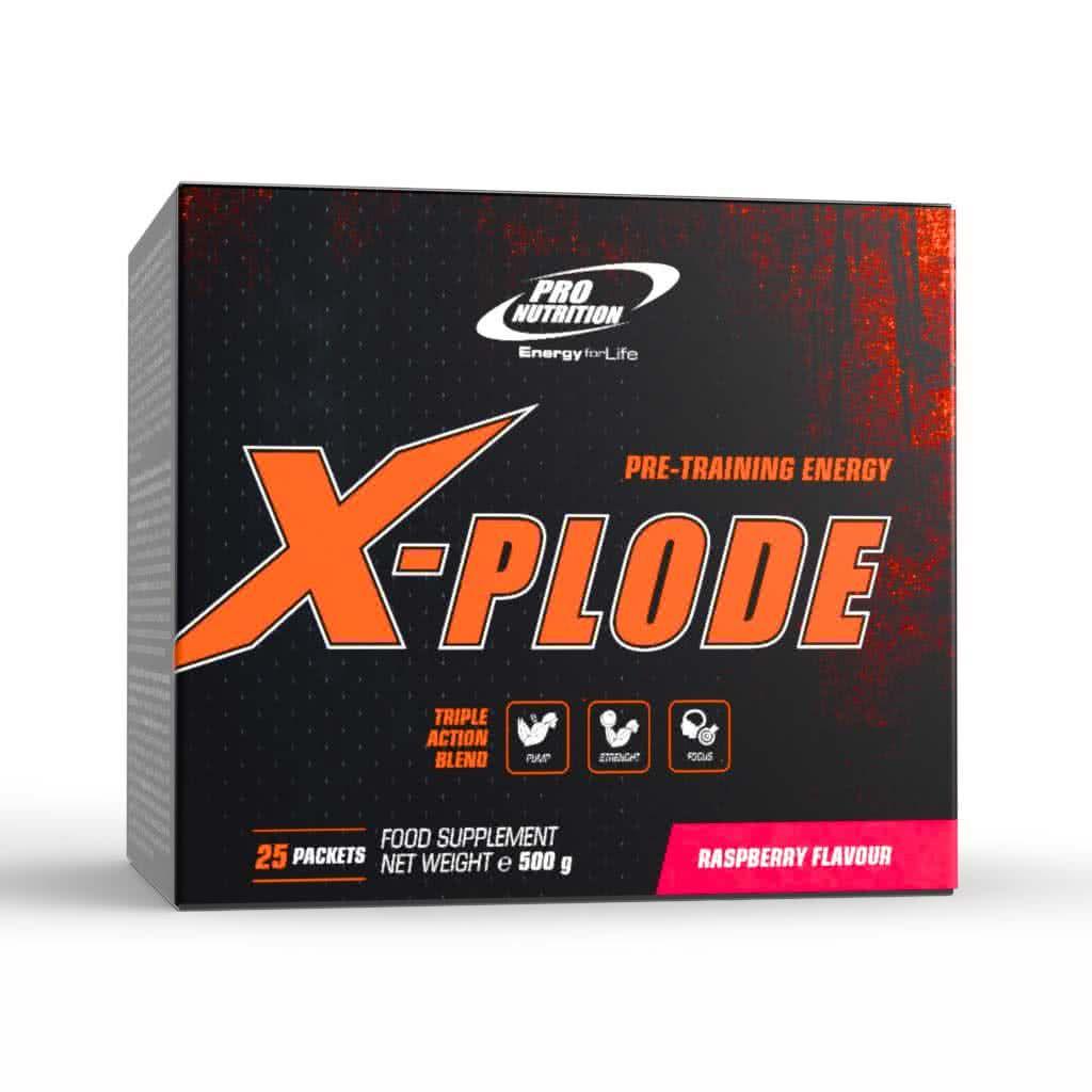Pro Nutrition Xplode 25x20 g