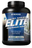 Dymatize All Natural Elite Whey (2,268 kg)