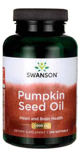 Swanson Pumpkin Seed Oil 100 g.k.