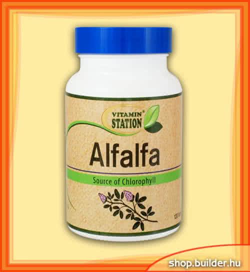 Vitamin Station Alfalfa 120 tbl.