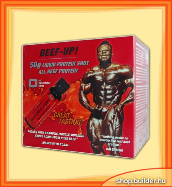 MuscleMeds Carnivor Liquid Protein 12x118 ml