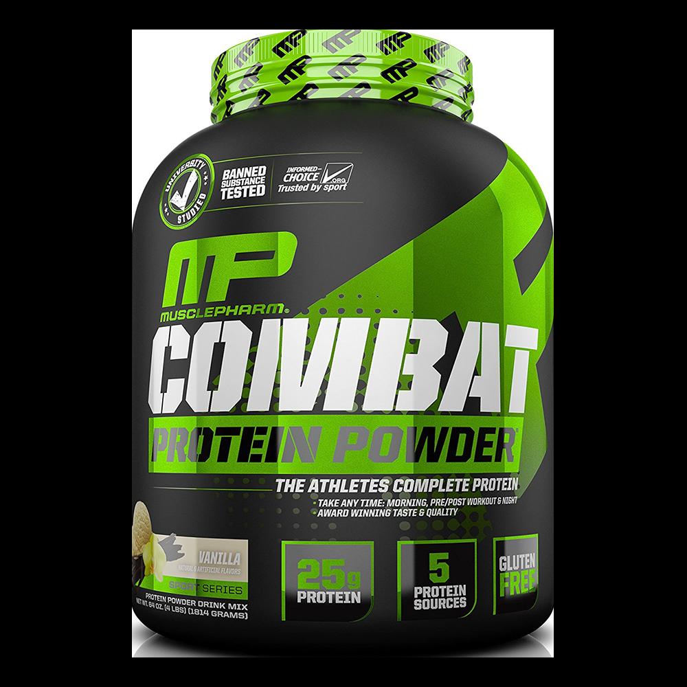 MusclePharm Combat Protein Powder 1,814 kg