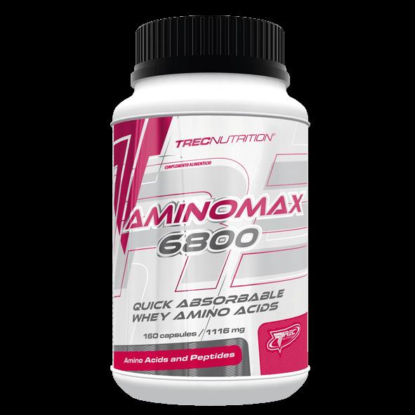 Trec Nutrition AminoMax 6800 160 kaps