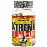 Weider Nutrition Xtreme Thermo Stack (80 kaps)