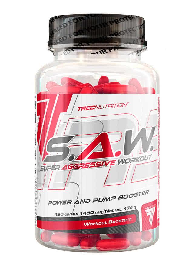 Trec Nutrition S.A.W. Capsules 120 kaps