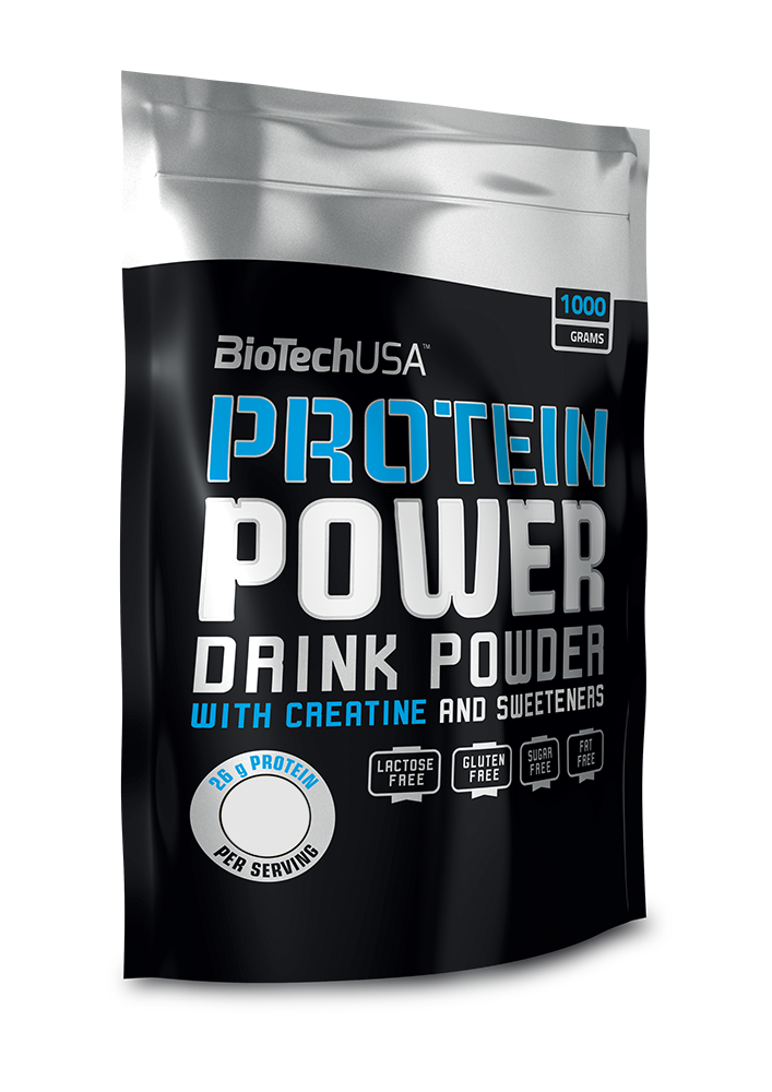 BioTech USA Protein Power 1 kg