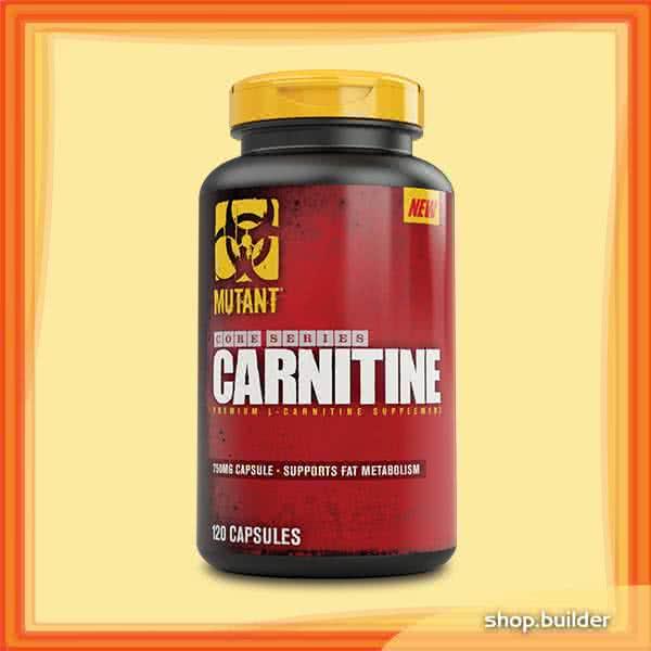 Mutant L-Carnitine 120 kaps