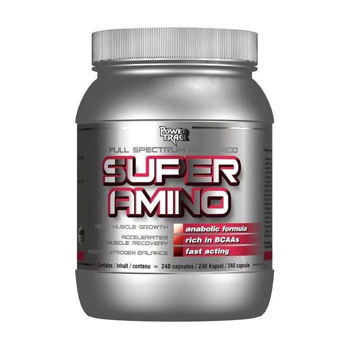 PowerTrack Super Amino 240 kaps