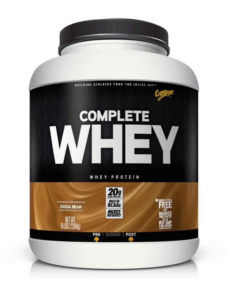 CytoSport Complete Whey 2,268 kg